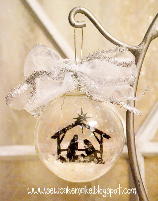 Visit ... - Nativity Christmas Ornaments |
