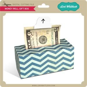 money machine gift box