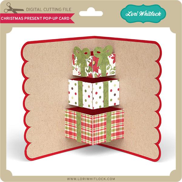 Открытки с подарками внутри