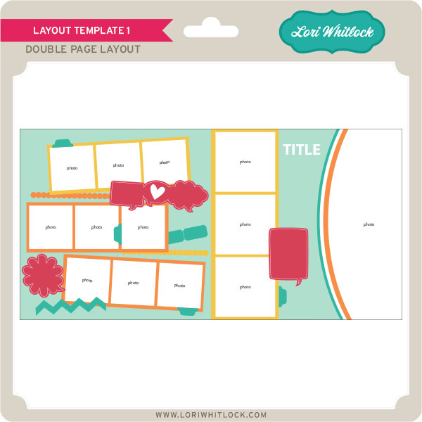 new at jessica sprague layout templates