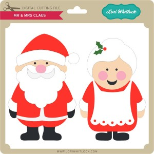 Unique LW-Mr-and-Mrs-Claus » Lori Whitlock HQ81