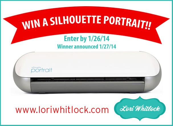Silhouette Tote Promo Giveaway 187 Lori Whitlock