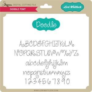 LW-Doodle-Font