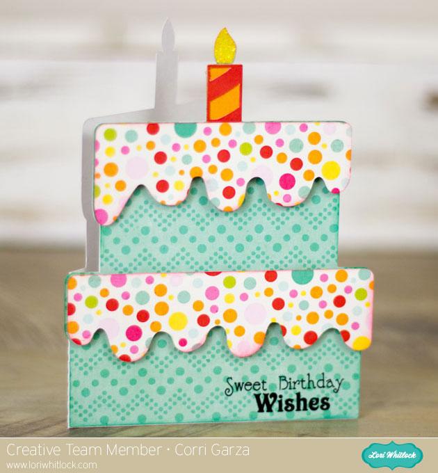 Birthday Card with Corri Lori Whitlock