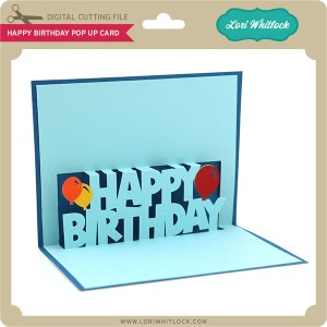 tuesday freebie  new in svg shop  silhouette giveaway » lori, Birthday card