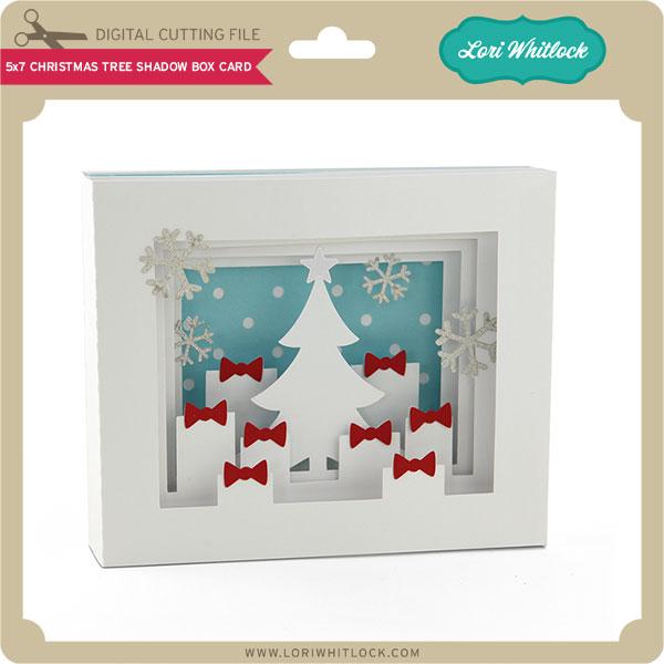 5 7 shadow box cards lori whitlock