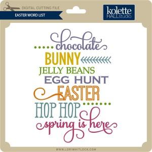 KH-Easter-Word-List