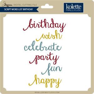 KH-Script-Word-List-Birthday