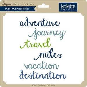 KH-Script-Word-List-Travel