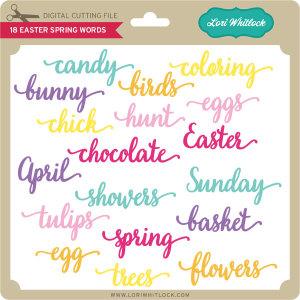 LW-18-Easter-Spring-Words