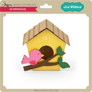 LW-3D-Birdhouse