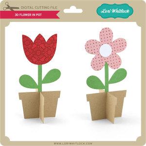 LW-3D-Flower-in-Pot