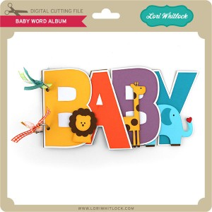 LW-Baby-Word-Album