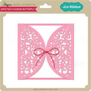LW-Gate-Fold-Card-Flourish-Butterfly
