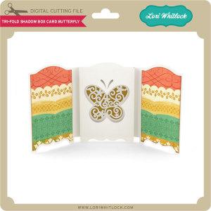 LW-Tri-Fold-Shadow-Box-Card-Butterfly