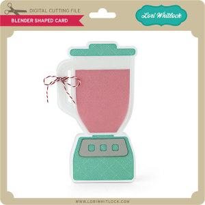 LW-Blender-Shaped-Card