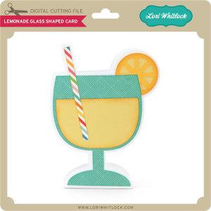LW-Lemonade-Glass-Shaped-Card