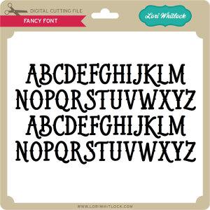 LW-Fancy-Font