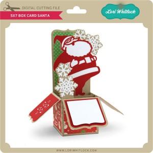 LW-5x7-Box-Card-Santa
