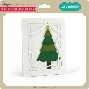 LW-A2-Christmas-Tree-Pop-Dot-Card