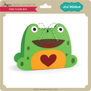 LW-Frog-Favor-Box