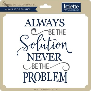 KH-Always-Be-Solution