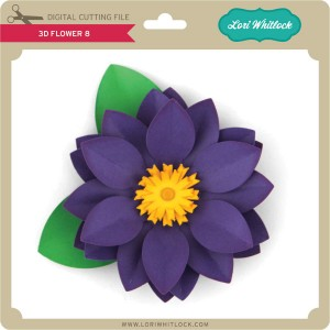 LW-3D-Flower-8