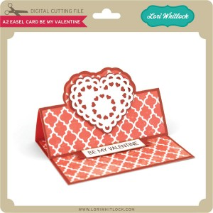 LW-A2-Easel-Card-Be-My-Valentine