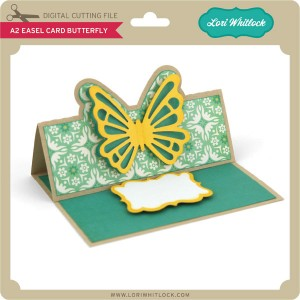LW-A2-Easel-Card-Butterfly