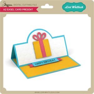 LW-A2-Easel-Card-Present