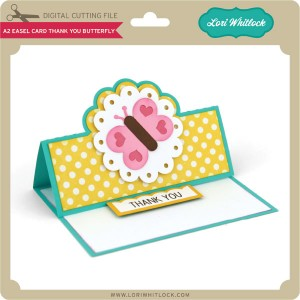 LW-A2-Easel-Card-Thank-You-Butterfly