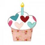 Sizzix Bigz Cupcake Die #2