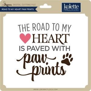 KH-Road-to-My-Heart-Paw-Prints