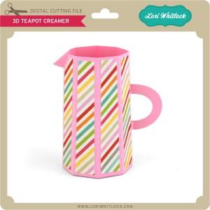 LW-3D-Teapot-Creamer