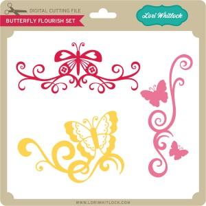 LW-Butterfly-Flourish-Set