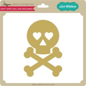 LW-Baby-T-Shirt-Skull-and-Cross-Bones