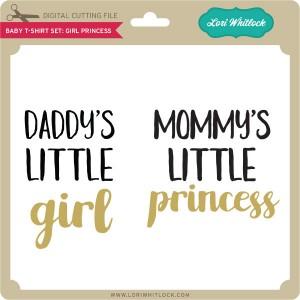LW-Baby-T-Shirt-Set-Girl-Princess