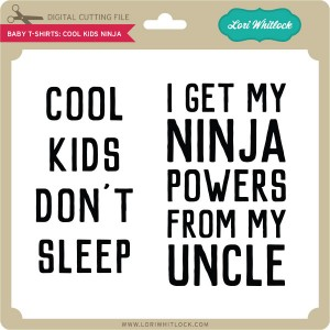 LW-Baby-T-Shirts-Cool-Kid-Ninja