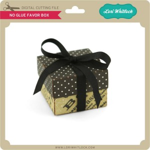 LW-No-Glue-Favor-Box