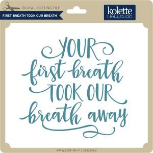 KH-First-Breath-Took-Our-Breath