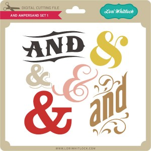 LW-And-Ampersand-Set-1