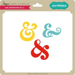 LW-And-Ampersand-Set-2