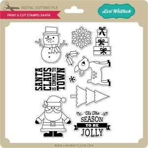 LW-Print-&-Cut-Stamps-Santa