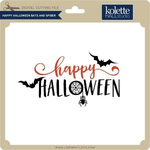 KH-Happy-Halloween-Bats-and-Spider