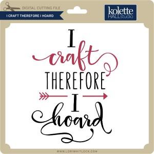 KH-I-Craft-Therefore-I-Hoard