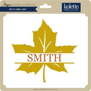 KH-Split-Label-Leaf