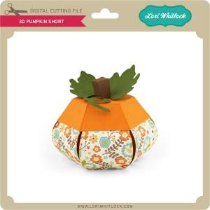 LW-3D-Pumpkin-Short