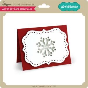 LW-A2-Pop-Dot-Card-Snowflake