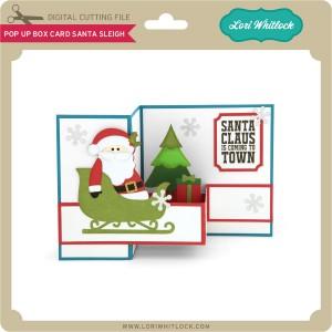 LW-Pop-Up-Box-Card-Santa-Sleigh