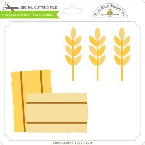 DB-Haybale-&-Wheat-Flea-Market